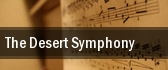 The Desert Symphony Palm Desert tickets