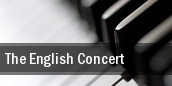The English Concert Jordan Hall tickets