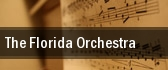 The Florida Orchestra Carol Morsani Hall tickets