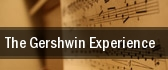 The Gershwin Experience tickets