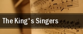 The King's Singers Abravanel Hall tickets