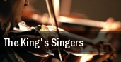 The King's Singers Parker Playhouse tickets