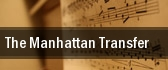 The Manhattan Transfer Balboa Theatre tickets