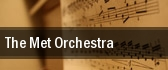 The Met Orchestra New York tickets