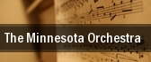 The Minnesota Orchestra tickets