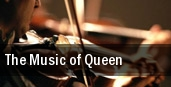 The Music of Queen Raleigh tickets