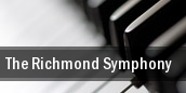 The Richmond Symphony Bon Air Baptist Church tickets