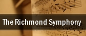 The Richmond Symphony Richmond tickets