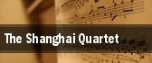 The Shanghai Quartet Auer Hall tickets