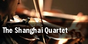 The Shanghai Quartet Berrie Center For The Performing Arts tickets