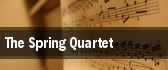 The Spring Quartet tickets