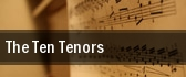 The Ten Tenors Konzerthaus Freiburg tickets