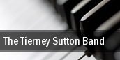 The Tierney Sutton Band Troy tickets