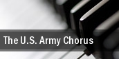 The U.S. Army Chorus tickets