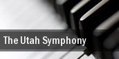 The Utah Symphony tickets
