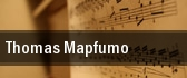 Thomas Mapfumo tickets