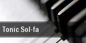 Tonic Sol-fa Omaha tickets