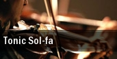 Tonic Sol-fa Rochester tickets