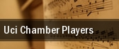 Uci Chamber Players tickets