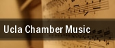 UCLA Chamber Music Los Angeles tickets