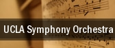 UCLA Symphony Orchestra tickets
