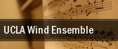 UCLA Wind Ensemble tickets