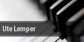 Ute Lemper Vancouver tickets