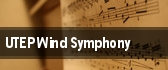 UTEP Wind Symphony tickets