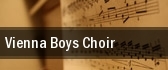 Vienna Boys Choir Castellow Ford Center For The Performing Arts tickets