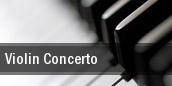 Violin Concerto Bass Performance Hall tickets