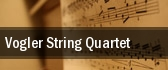 Vogler String Quartet tickets
