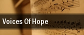Voices Of Hope Columbus tickets