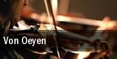 Von Oeyen Detroit tickets