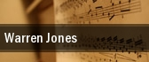 Warren Jones Carnegie Hall tickets