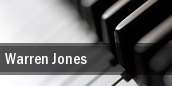 Warren Jones tickets