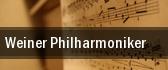 Weiner Philharmoniker Vienna tickets