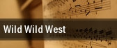 Wild Wild West Boston Symphony Hall tickets