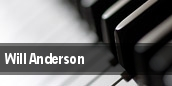Will Anderson tickets