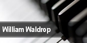 William Waldrop tickets