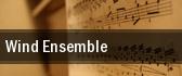 Wind Ensemble Plaza Del Sol Performance Hall tickets