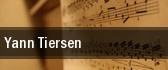 Yann Tiersen Luckman Fine Arts Complex tickets