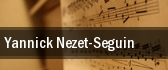 Yannick Nezet-Seguin New York tickets