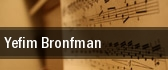 Yefim Bronfman Boston Symphony Hall tickets