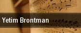 Yetim Brontman tickets