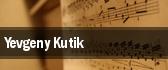 Yevgeny Kutik tickets