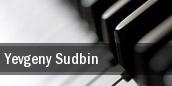 Yevgeny Sudbin tickets