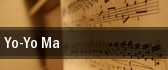 Yo-Yo Ma Chicago Symphony Center tickets