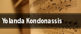 Yolanda Kondonassis tickets