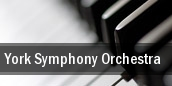 York Symphony Orchestra York tickets