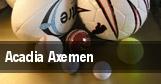 Acadia Axemen tickets
